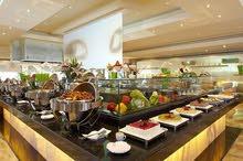 خبره في الإدارات المطاعم .Experience in departments Restaurants