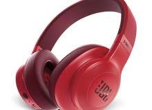 JBL E55BT Over The Ear Headset