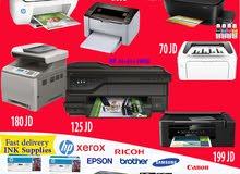 كافة انواع الطابعات باقل الاسعار (SAMSUNG , HP , RIHCO )