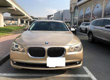 BMW 730I GCC FULL OPTION SUN ROOF 6 CYLINDER PASS AND READY FOR REGISTRATION IN VERY GOOD CONDITIO