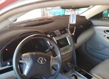 Automatic Maroon Toyota 2007 for sale