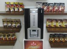ماكينة قهوة غلي و نسكافيه جديدة