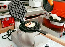 waffle maker and kitcheb equipments
