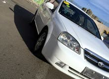 For sale Daewoo Lacetti car in Tripoli