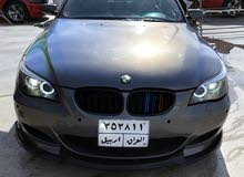 Automatic Grey BMW 2008 for sale