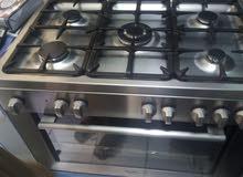 Whirlpool Italian Brands 5 burner Gas Cooker