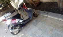 Used Honda motorbike in Barka
