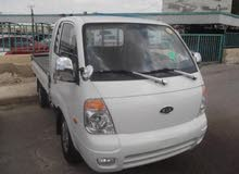 كيا بنجو موديل 2013 سياره ماشيه 5 الف كيلو فقط صفااار سياره للبيع