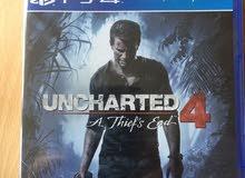 لعبة انشارتد 4 نهاية لص uncharted 4 a thief's end جديد
