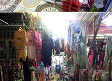 محل للبيع السلعه فقط اغراض محل كماليات وملابس واحذيه