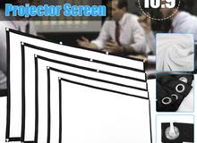 شاشة عرض بروجيكتر 120 انش.