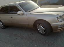 لكزس ال اس 400 موديل 1997