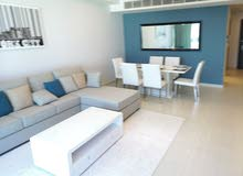 Modern Brand New 2 Bedrooms Fully Furnished luxurious Apartment in amwaj Island rent