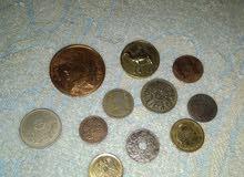 عملات معدنية نادرة