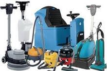 وكاله لببع وإيجار معدات نظافة وبناء