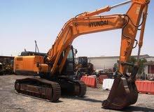 Hyundai excavator 320 حفار هيونداي استيراد