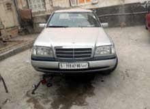 Used condition Mercedes Benz C 180 1993 with +200,000 km mileage
