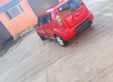 Kia Soal 2011 For sale - Red color