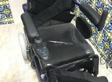 كرسي متحرك كهربائي لذوي الأعاقة