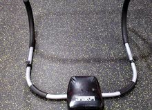 اجهزة اللياقة البدنية بحالة ممتازة كالجديد استعمال بسيط جدا