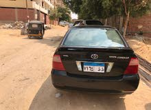 2007 Toyota Corolla for sale in Giza