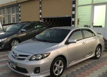 Toyota Corolla car for sale 2011 in Suwaiq city