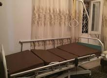 سرير مشفى طبي