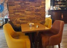 مطعم وكافية للايجار بالقرب من كارفور المعادى
