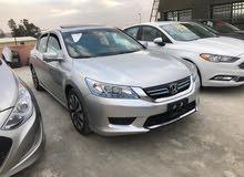 Silver Honda Accord 2014 for sale