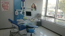 عيادة طب اسنان للبيع