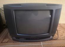 عدد اتنين  تلفزيونات صغير 14بوصه واحد نوع داو والآخر نوع قاريونس شغلات بدون ريمو