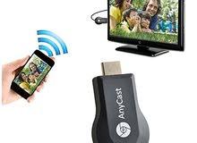 وصلة Anycast لعرض اي تطبيق في جوالك على تلفازك