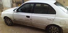 Available for sale! 10,000 - 19,999 km mileage Hyundai Verna 2000