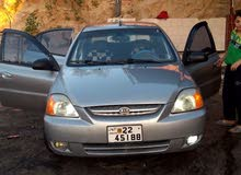 Silver Kia Rio 2004 for sale