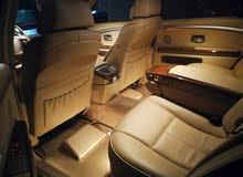 BMW 750LI model 2006