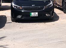 كيا سيراتو 2018 سيارات سياحيه للأيجار ابتداء من 20 دينار 0797053312.