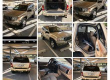Jeep Grand cherroke very good Condition 4×4