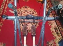 جهاز جري نضيف كلش للبيع استخدام قليل. السعر115وبيه مجال للشراي 07707012869