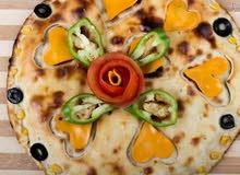 اسطى بيتزا تونسي