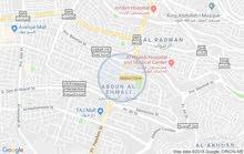 عمان-عبدون قطعتين سكن للبيع