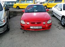 Red Kia Shuma 2000 for sale