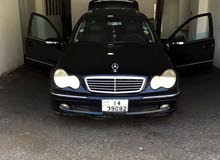 +200,000 km Mercedes Benz C 230 2003 for sale