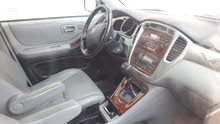 Toyota Highlander car is available for sale, the car is in Used condition