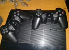 Playstation 3 1000 GB RAM + 3 video games in great conditions
