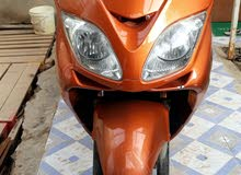 Basra - Honda motorbike made in 2016 for sale