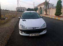 White Peugeot 206 2009 for sale