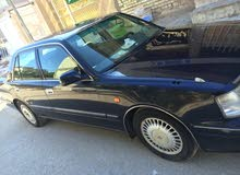 Blue Toyota Crown 2000 for sale