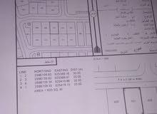 ارض للبيع في بوشر منطقة سعال
