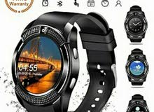 smart watch -sw8 Bluetooth-camera- cart sim -carte memoir -Noir