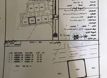 ارض للبيع في ولاية العامرات / مدينة النهضه